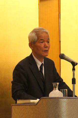 國學院大學 教授 坂本是丸先生