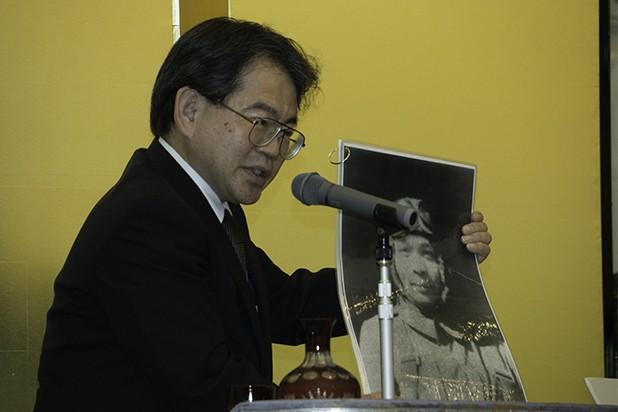 大山晋吾先生講演「靖國のこころ」